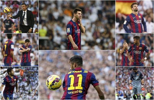 Las razones de la pérdida de identidad en el Barcelona