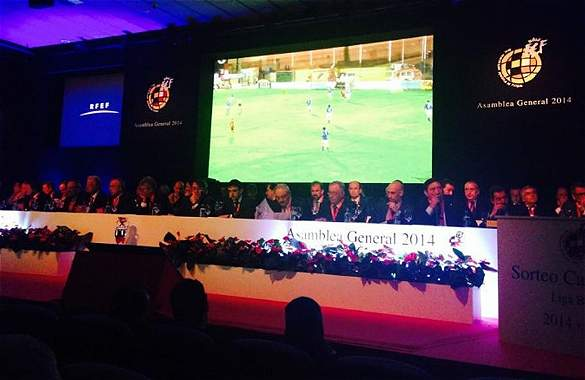 La liga española 2014-2015 ya tiene su calendario.