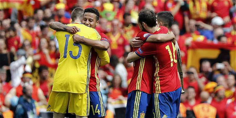 España y la Euro: 13 partidos sin perder, 6 sin que le hagan gol