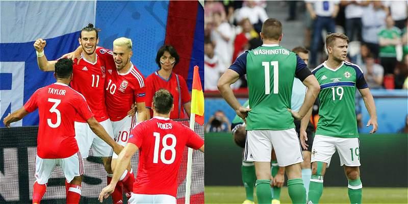 Gales e Irlanda del Norte, solo uno seguirá con el sueño en la Euro
