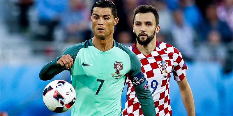Portugal venció 1-0 a Croacia en la Eurocopa 2016 - Eurocopa ... 45daad9e9c0bd