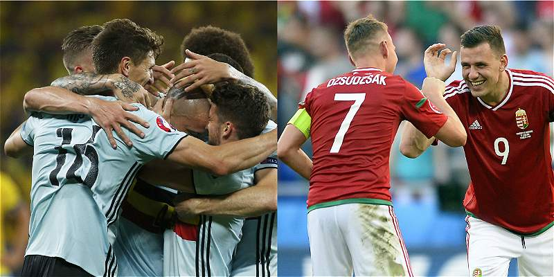 Hungría, fuerte colectivamente, se enfrenta a las estrellas de Bélgica