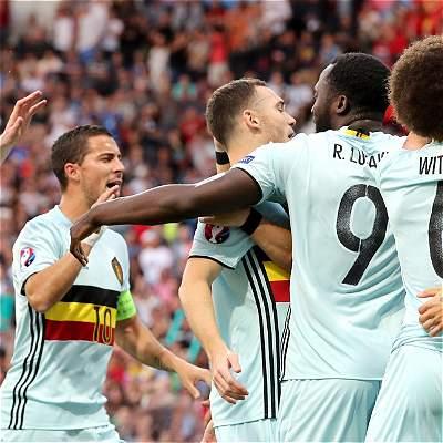 Bélgica Hungría Eurocopa