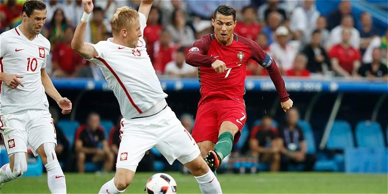 Portugal, semifinalista de la Eurocopa: superó a Polonia en penaltis