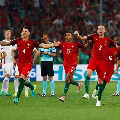 Polonia vs. Portugal (galería)