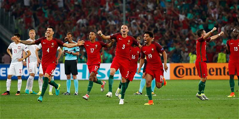 Polonia vs. Portugal (portada)