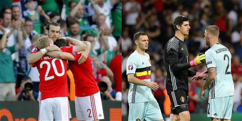 Gales y Bélgica difinirán el rival de Portugal en la \'semi\' de la Euro