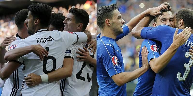 Alemania vs. Italia