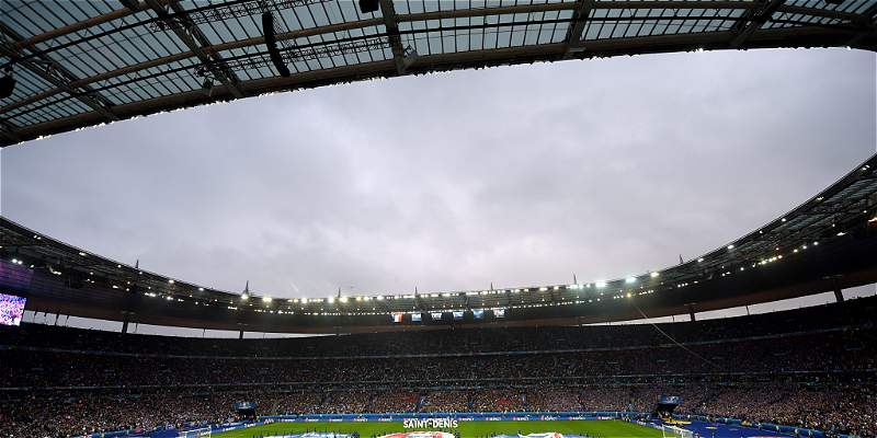 El Stade de France le trae buenos recuerdos a la selección \'gala\'