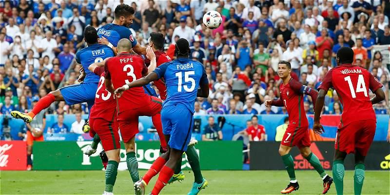 Reviva el minuto a minuto del título de Portugal en la Eurocopa