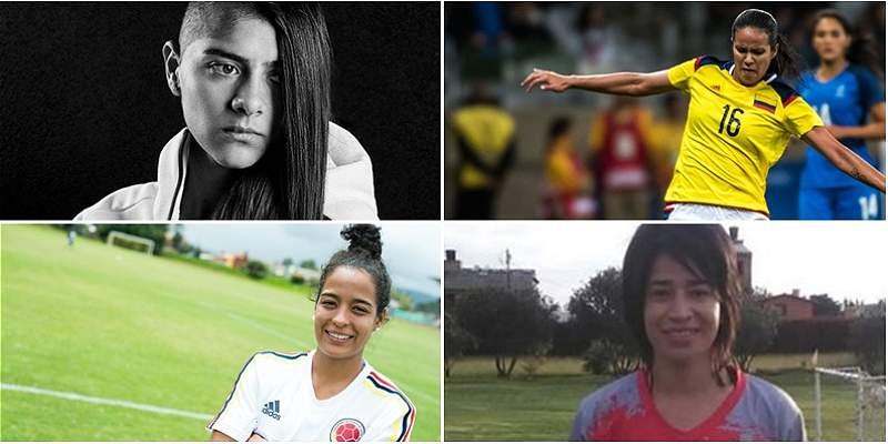 En fotos, las líderes de los equipos de la Liga femenina 2017
