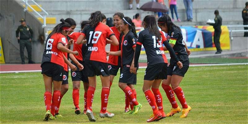 Cúcuta Gol Star ratificó su favoritismo y vapuleó 4-0 a Fortaleza