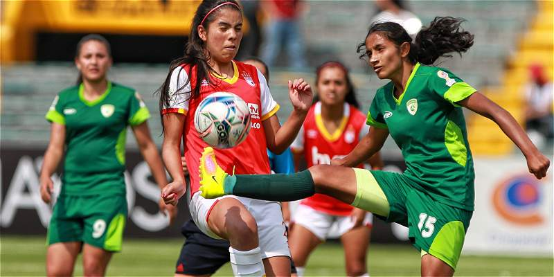 Conozca cómo se jugará la segunda jornada en la Liga Femenina