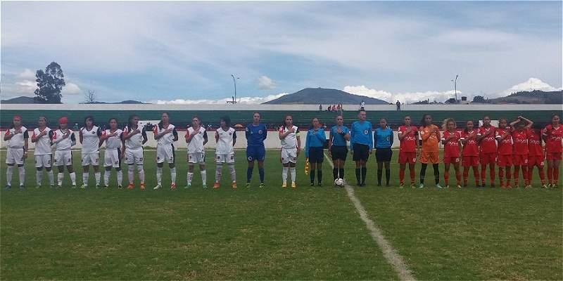 Cúcuta no para de ganar en la Liga Femenina: 1-4 sobre Patriotas