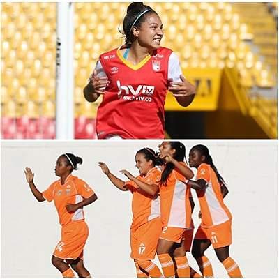 Liga femenina tercera jornada