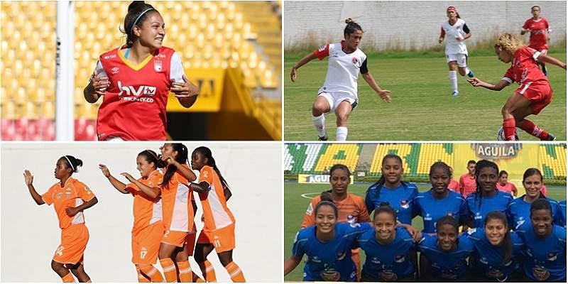 Así va la Liga Femenina, a falta del partido Cartagena-Bucaramanga