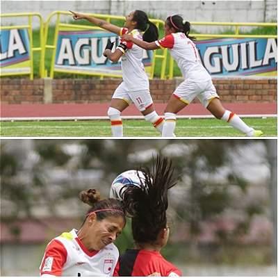Cúcuta vs. Santa Fe/Galería