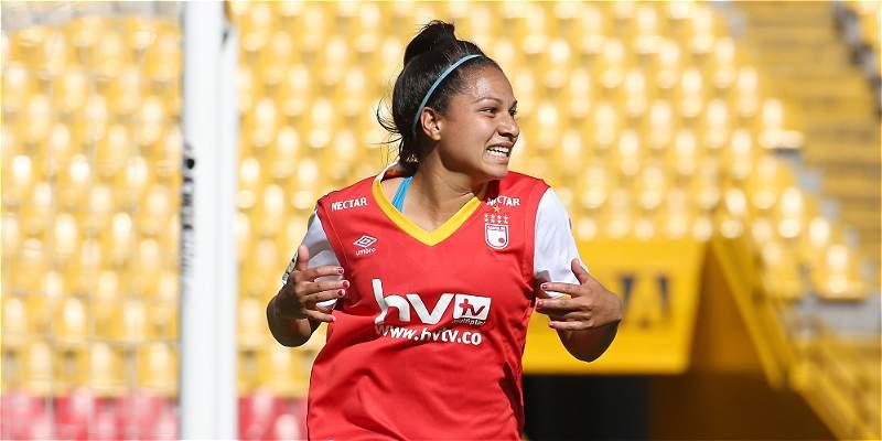Renunció el técnico de Santa Fe, el super líder de la Liga Femenina