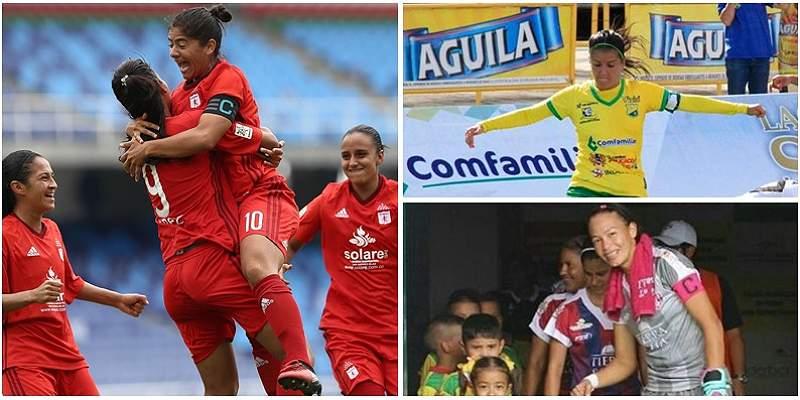 Las cuentas por los tres cupos restantes a cuartos de Liga Femenina