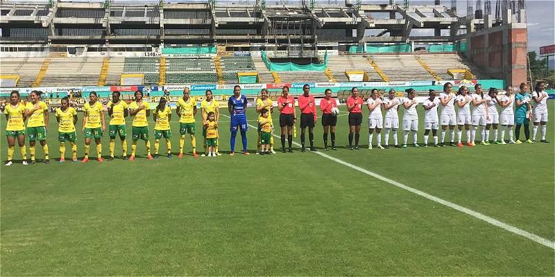 Atlético Huila Envigado Liga Femenina