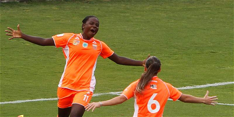 Envigado FC, a ser fuerte en casa para vencer a Huila en Liga Femenina