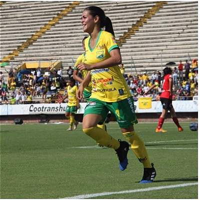 Oriana Altuve vs. Karla Torres, el duelo de goleadoras en la final