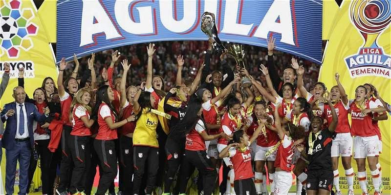 Así fue el camino de Santa Fe para coronarse campeón en Liga Femenina