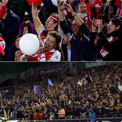Santa Fe, a punto del récord de asistencia en final de Liga Femenina