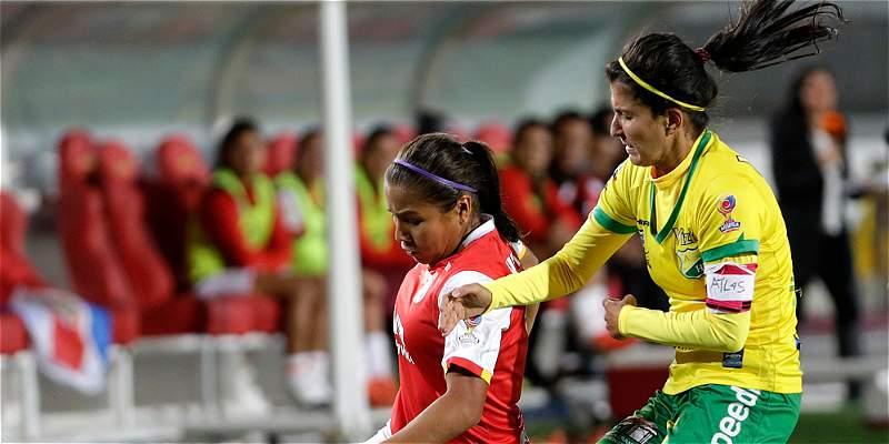 Los datos que dejó la primera Liga Femenina en Colombia