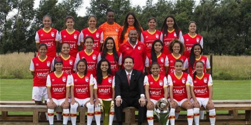 Santa Fe balance Libertadores