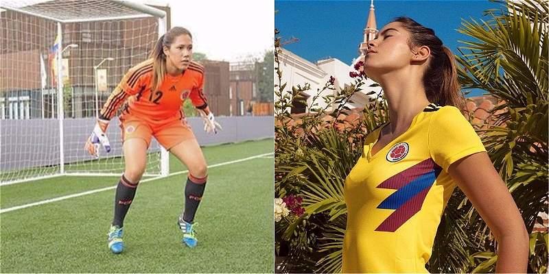Camiseta de la Selección Colombia, Vanessa Córdoba