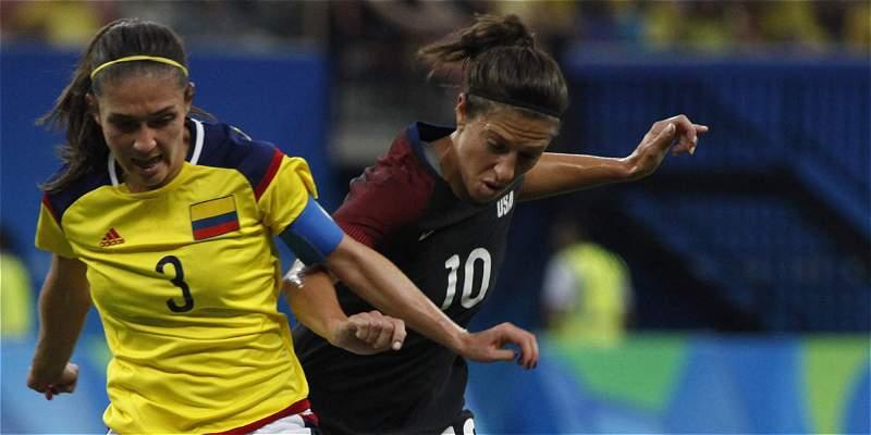 \'Me parece injusto\': Natalia Gaitán y el trato a jugadoras en Colombia