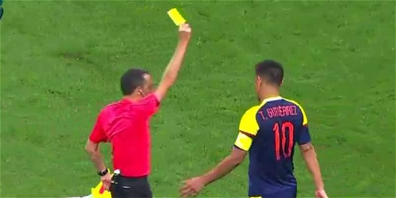 El árbitro Cakir dejó de expulsar a Neymar y a \'Teo\', según José Borda
