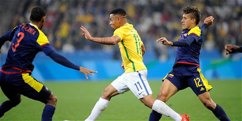 Colombia jugó con \