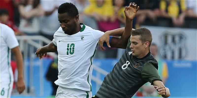 Alemania es finalista en los Juegos Olímpicos: venció 2-0 a Nigeria