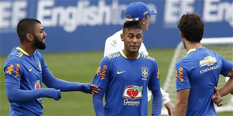 Selección de Brasil rechaza clima de revancha contra Alemania
