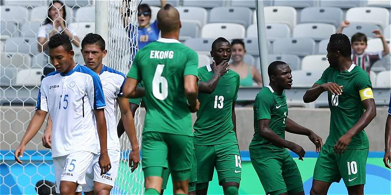 Nigeria, medalla de bronce en fútbol masculino: venció 3-2 a Honduras