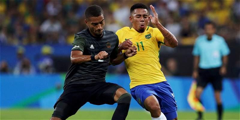 Las mejores fotos del histórico oro que ganó Brasil en los Olímpicos