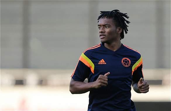 El centrocampista colombino, objeto de deseo de los grandes equipos de Europa.