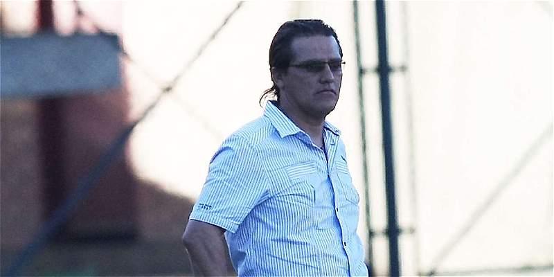 Jhon Jairo Montaño, la novedad de Cúcuta para enfrentar a Millonarios