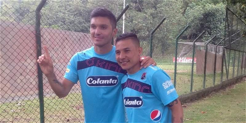 Arias volvería al equipo principal de Medellín la próxima semana