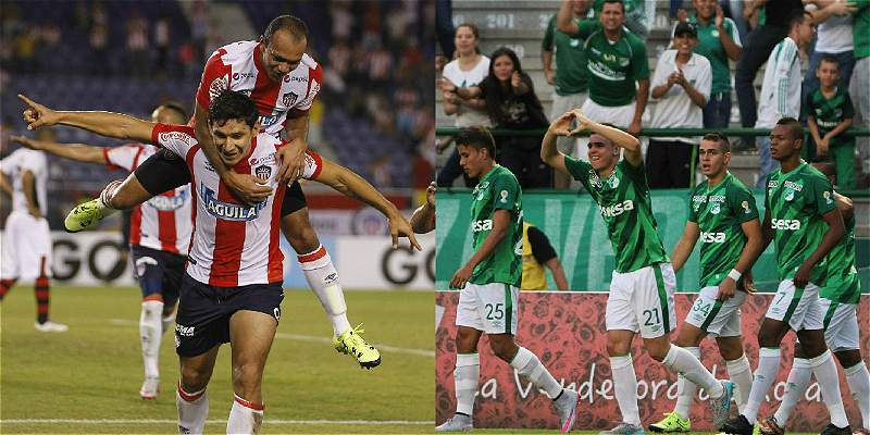 Junior espera mantener su buen nivel contra Deportivo Cali
