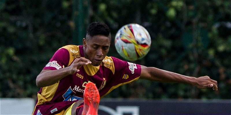 Tolima sigue en ascenso en la Liga: venció 3-0 a Cúcuta en Techo
