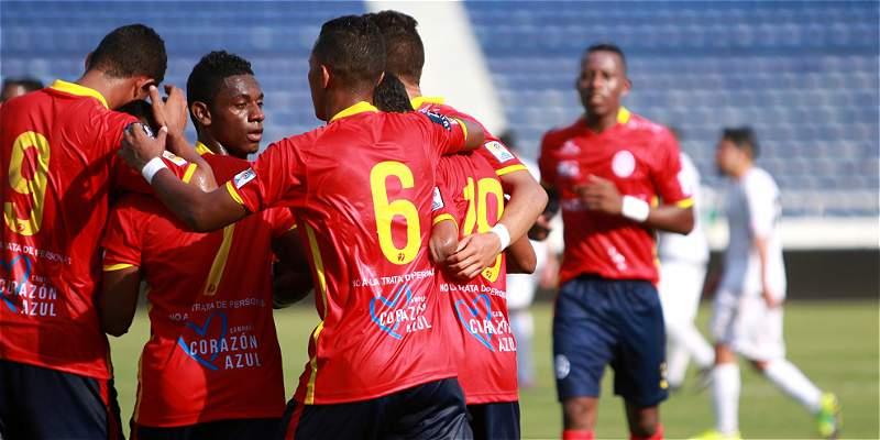 Uniautónoma volvió a ganar después de 147 días: 1-2 sobre Jaguares