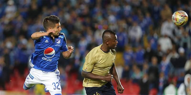 En fotos: Resumen de la novena fecha de la Liga colombiana