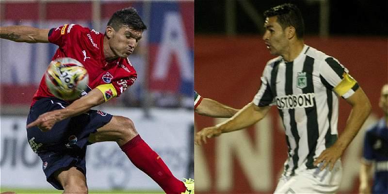 DIM vs. Nacional, un clásico con capitanes de Cáqueza y Bogotá