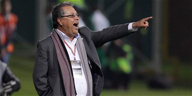 Con Néstor Otero como nuevo DT, Águilas recibirá a Atlético Huila