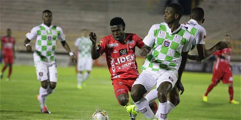 Boyacá Chicó, a recuperarse en la Liga frente a Pasto