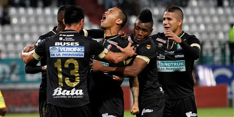 Once Caldas vs. Tolima, el primer \'round\' en los \'playoffs\' de la Liga