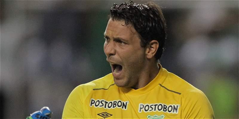 Ernesto Hernández Deportivo Cali